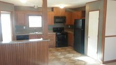 214 best great kitchens in mobile manufactured homes images on rh pinterest com