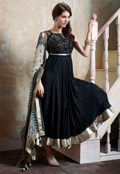 Natasha Couture - Shop with confidence from the exclusive collection of Indian Designer Women Clothing. We offer wedding lehenga, bridal lehenga, wedding sarees and anarkali suits online in India and Worldwide. Indian Attire, Indian Wear, Indian Style, Indian Ethnic, Saris, Ethnic Fashion, Asian Fashion, Modern Fashion, Indian Dresses