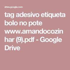 tag adesivo etiqueta bolo no pote www.amandocozinhar (9).pdf - Google Drive