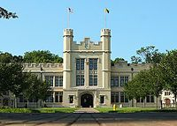 College of Wooster - Wikipedia, the free encyclopedia
