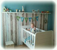 Kinderkamer on Pinterest  Industrial Pipe, Industrial Shelving and ...