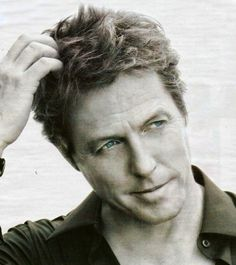 Hugh Grant - improved with age ; Hugh Grant, British Men, British Actors, Tv Actors, Actors & Actresses, Gorgeous Men, Beautiful People, Looks Black, Hollywood Actor