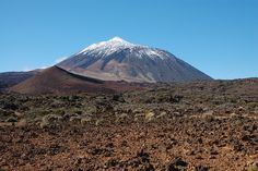 Teide National Park, Canary Islands: http://www.ytravelblog.com/santa-cruz-de-tenerife/