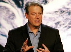Former Vice-President, Al Gore. (with President Bill Clinton) Amazing man who is doing all he can to save this earth! List Of Famous People, Al Gore, Michael Moore, Best Documentaries, Social Change, Climate Change, Role Models, All About Time, Presidents