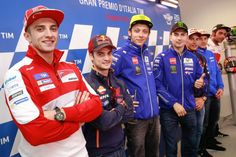 MotoGP, Marquez rinuncia ai bodyguard per il Mugello - http://www.maidirecalcio.com/2016/05/19/motogp-mugello-marquez-bodyguard.html