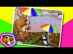 It's Rainy - Easy Simple Baby Songs for Children - YouTube
