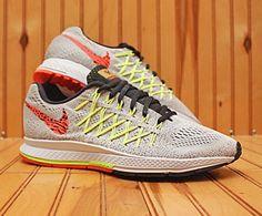 quality design 3b3da 39970 2016 Nike Air Zoom Pegasus 32 Size 8.5 - Platinum Volt Black Orange -  749344 007. Nike SchuheNike AirLaufschuhe