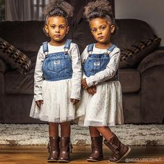 Follow me @NoraIsabelle for more like thisThe McClure Twins