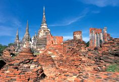 Ayutthaya is an ancient city rich in history and dotted with ancient heritage sites telling stories of its glorious and unique past. #Ayutthaya #Travel #Thailand #History #Trip
