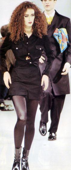 Katharine Hamnett F/W 1989/1990
