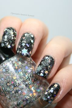 KBShimmer - Flake Dance Nail Polish, Nail Art, Dance, Random, Nails, Winter, Dancing, Finger Nails, Winter Time