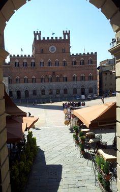 Sienna. (Vakantie Toscane Italië juli 2013).