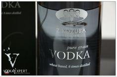 Vodka Kozuba Pure Grain .