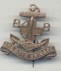 The Boys Brigade Sure Stedfast