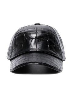 b54e4442aa5 Shop Stalvey Black The Big Deep Alligator Cap