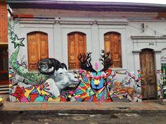 BOGOTÁ ESTÁ ENTRE LAS 20 CIUDADES DEL MUNDO CON MEJOR ARTE CALLEJERO | Cartel Urbano : La movida en Bogotá