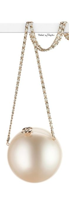 I am literally in love with this Chanel handbag! It is so beautiful and glamourous, yet simple, and would add a lot of sophistication to any outfit!