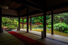 Shoren-in , Higashiyama sud