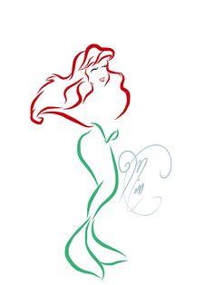 Disney Kunst, Disney Art, Disney Tattoos, Tattoo Line Art, Hp Tattoo, Tattoo Small, Tattoo Flash, Disney Drawings, Art Drawings