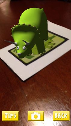 Welcome to a new world of Flashcards. AR Flashcards make learning fun with the technology of Augmented Reality!