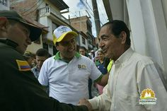 Alcalde Fernando Muñoz atendió las solicitudes de los habitantes de la Comuna 10