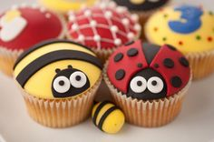4 Creative Ideas For Using Ready To Roll Icing On Cupcakes - Mummy ...