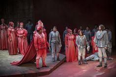 Romeo y Julieta. Elenco estelar. Funciones 26 y 29 de julio. Foto Patricio Melo