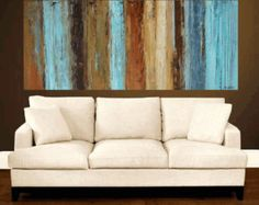 Art Painting large abstract paintingcanvas por jolinaanthony