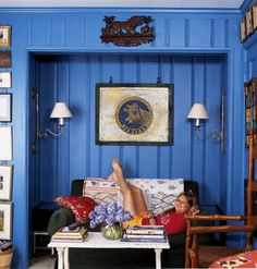 Craftaholics Anonymous® | How to Update Wood Paneling
