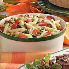 Pasta Salad Recipe | How to make Pasta Salad - Dessert & Salad