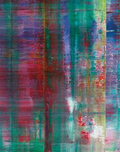 Gerhard Richter (b. 1932), Abstraktes Bild (811-2), signed, numbered and dated '811-2 Richter 1994' (on the reverse), oil on canvas, 98 x 78½in. (250 x 200cm.). Painted in 1994