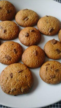 Bezlepkové Brno: Bezlepkové cookies Muffins, Cookies, Breakfast, Food, Diets, Muffin, Biscuits, Meal, Essen