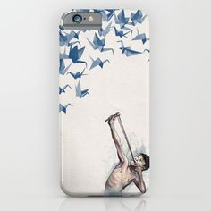 Lucky Shot iPhone & iPod Case by David Fleck | Society6