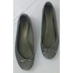 Kelly & KatieGhost Glitter Flats Really cute and true to size. Comfortable Kelly & Katie Shoes Flats & Loafers