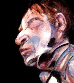 autoportrait by francis bacon