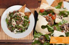 Fotografía de productos / gastronomía - Ensaladas