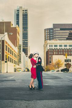Sarah & Toby – {Oklahoma Engagement Photographer | Captivating Engagement Photography by Steph Bidelspach Photography}