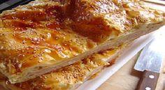 Torta de fiambre licuada, facil y rica