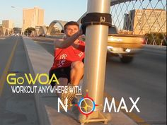 I just backed Nomax™: Workout Where You Want, What You Want, When You Want on Kickstarter https://www.kickstarter.com/projects/868036313/nomaxtm-workout-where-you-want-what-you-want-when?ref=thanks_tweet