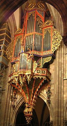 The story of how I designed and built an all wood pipe organ for my house. Church Architecture, Amazing Architecture, Organ Music, Church Music, Baroque Art, Cathedral Church, Pipe Dream, France, My Favorite Image