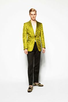 Tom Ford Spring/Summer 2014 Men | Male Extravaganza