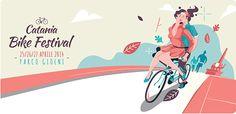 Dal 25 al 27 aprile gli appassionati di bici si ritrovano al Catania Bike Festival