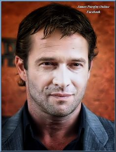 Who?  James Purefoy, that's who!
