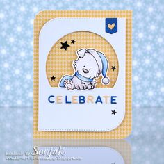 SonjaK - The Art of Stamping: Let's Celebrate