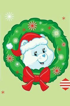 Care Bears Christmas | Care Bear | Christmas Wishes Bear on Pinterest | Care bears, Holiday ...