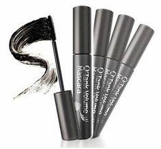 CLIO O'Tank Volume Mascara Set - Black color