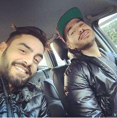 Claudio Sona e Mario Serpa festeggiano il primo mese insieme: la dedica