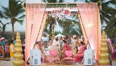 Goa weddings | Saurabh & Pragati wedding story | WedMeGood