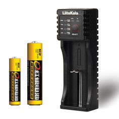 Liepo4 USB Battery Charger