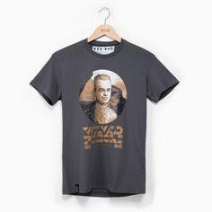 Koszulka patriotyczna Witold Pilecki - Kolekcja VERSUS - odzież patriotyczna, koszulki męskie Red is Bad
